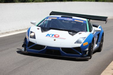 Spa Euro Race: SuperCar Challenge in beeld gebracht
