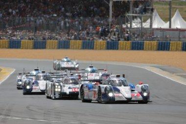 Start 24H Le Mans 2014