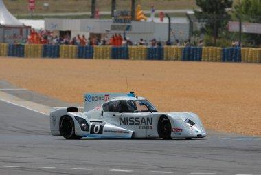 Nissan Motorsports Global - Nissan ZEOD RC