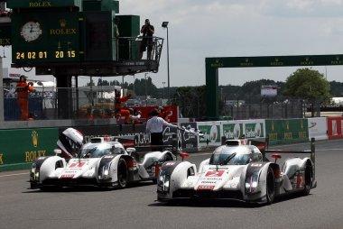 24 Heures du Mans: Het podium in beeld gebracht