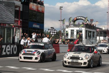 24H Zolder: Het einde van de race