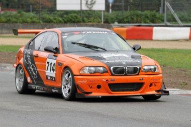 Circuit Zolder, donderdag 9 oktober 2014 - Internationale testdag