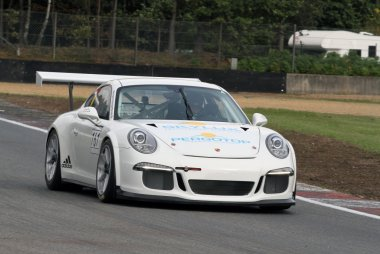 Circuit Zolder, donderdag 16 oktober 2014 - Internationale testdag