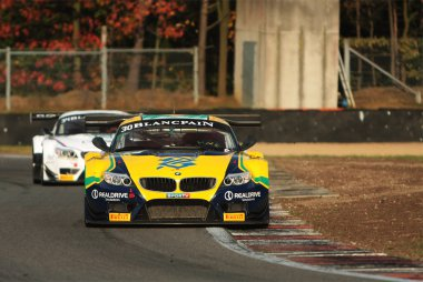 BMW Sports Trophy Team Brasil - BMW Z4 GT3