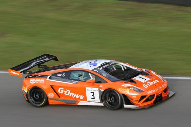 G-Drive Racing - Lamborghini LFII