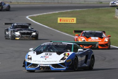 NSC Motorsports / Syntix - Lamborghini LFII