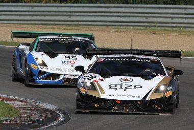 Grasser Racing Team - Lamborghini LFII