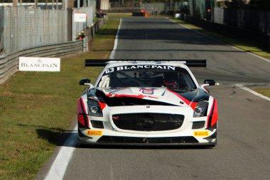 Fortec Motorsports - Mercedes SLS AMG GT3