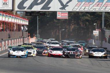 Zolder: Beelden uit de Main Race