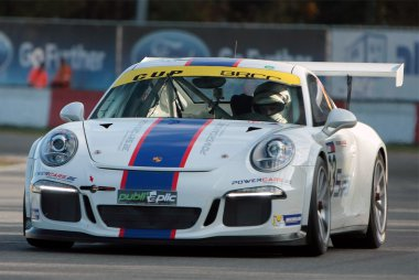 Thems Racing by Powercars - Porsche 997 Cup