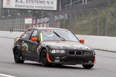 Circuit Zolder, donderdag 30 oktober 2014 - Internationale testdag