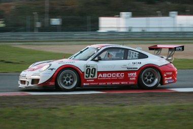 Derdaele/Hoevenaars/Heyer/Hoogaers - Belgium Racing - Porsche 991 GT3 Cup