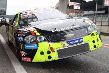 Circuit Zolder, donderdag 27 november 2014 - Internationale testdag