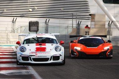 GDL Racing - Porsche 991 GT3 Cup vs. McLaren GT - McLaren 650S GT3