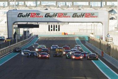 Start Gulf 12 Hours 2014