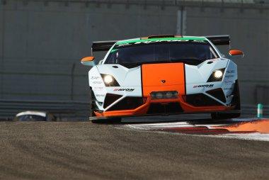 Gulf Racing - Lamborghini Gallardo FL2