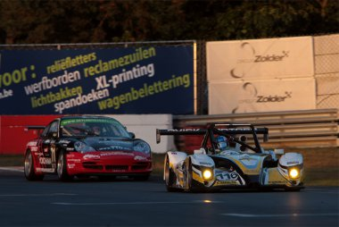 24H Zolder: De nacht valt over Circuit Zolder