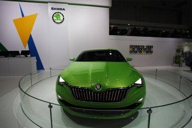 Škoda VisionC Concept