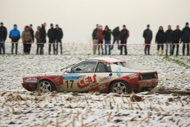 Jean-Pierre Van De Wauwer - Lancia Beta Monte Carlo