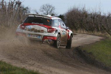 Cedric Cherain - Citroën DS3 R5