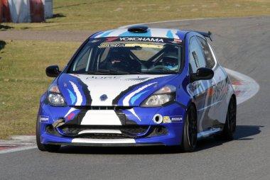 Eric Dewaelheyns / Patrick Vander Eecken - Renault Clio III