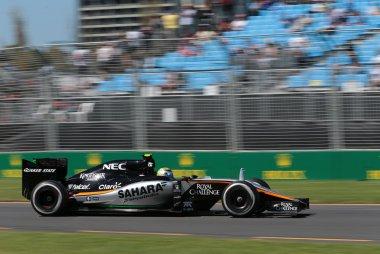 Sergio Perez - Force India