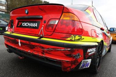 Scamardi-Donniacuo - BMW 325i