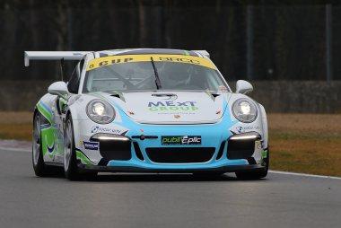 Longin Stevens - Porsche 991 Cup