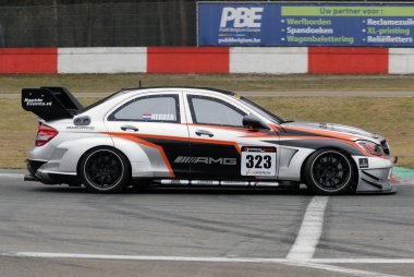 Bob Herber - Munckhof Racing - Mercedes C63 AMG