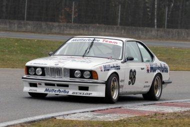 De Latre Du Bosqueau - BMW 635 CS