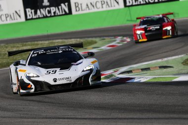 Von Ryan Racing - McLaren 650S GT3