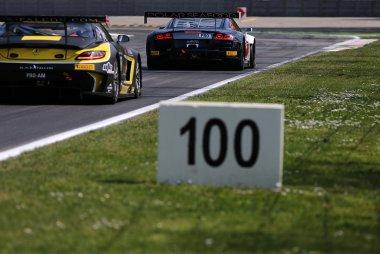 Black Falcon & Phoenix Racing - Mercedes-Benz SLS AMG GT3 & Audi R8 LMS