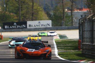 Von Ryan Racing - McLaren 650 S GT3