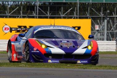 SMP Racing Ferrari F458 Italia