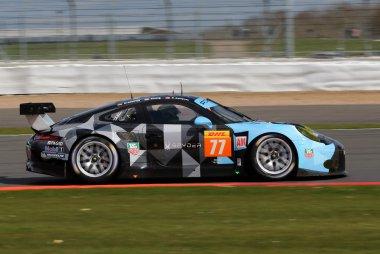 Porsche 911 RSR - Dempsey-Proton Racing
