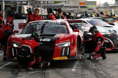 Frank Stippler/Stephane Ortelli/Nico Müller - Audi R8 LMS