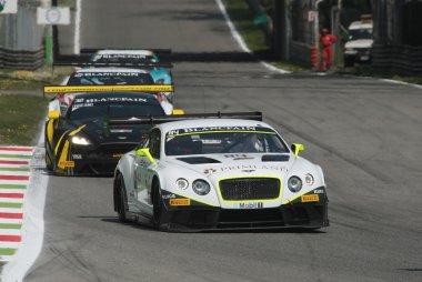 HTP Motorsport - Bentley Continental GT3