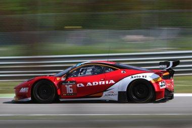 Akka ASP - Ferrari 458 Italia GT3