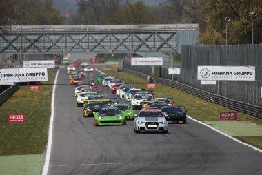 start Blancpain Endurance Series Monza 2015