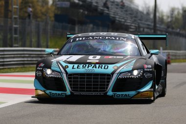 Jean-Karl Vernay - Belgian Audi Club Team WRT Audi R8 LMS ultra