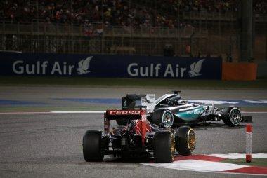 Mercedes F1 Team & Scuderia Toro Rosso GP Bahrein 2015