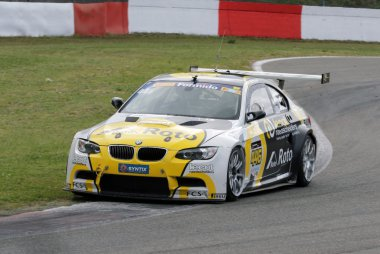 Bas Schouten / Phillipe Bonneel - EMG Motorsport BMW E92 M3