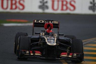 Kimi Räikkönen - Lotus-Renault