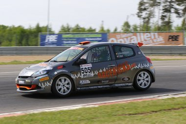 Traxx Racing Team - Renault Clio