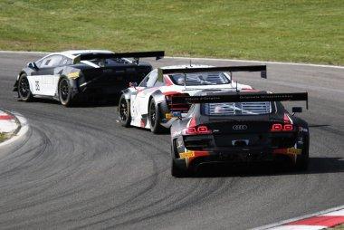 Blancpain Sprint Series Brands Hatch