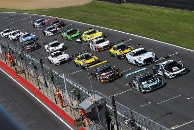 Blancpain Sprint Series - Brands Hatch