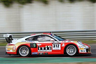 GHK Racing (Speedlover) - Porsche 991 GT3 Cup