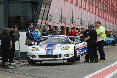 Shipex Srt Racing - Corvette ZR1 GT1