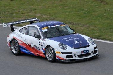 Van Berlo Racing - Porsche 997 Cup