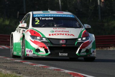 Gabriele Tarquini - Honda Civic WTCC